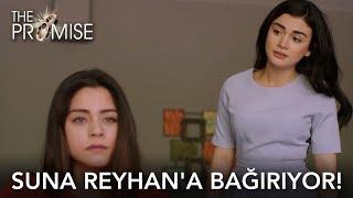 Suna Reyhan'a bağırıyor!   Yemin 58. Bölüm