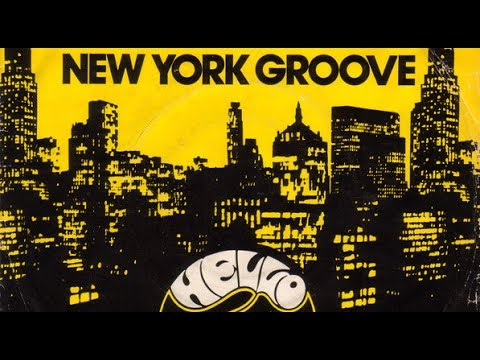 Hello ~ New York Groove (1976)