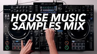 House Music Samples DJ Mix! Who inspired some of your favourite artists?
