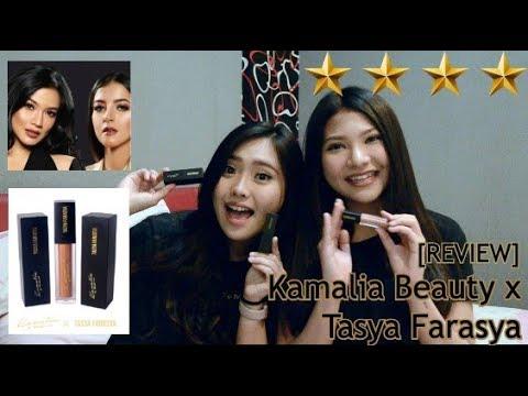 💄[REVIEW] Kamalia Beauty x Tasya Farasya Double Treasure Canary Package | Angeline Afandi