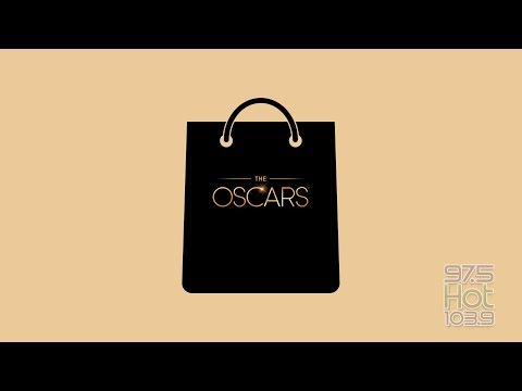 Smasher's Hollywood Hookup - Oscar Gift Bags