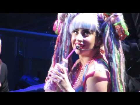 Lady Gaga - ArtRave Dallas 7/17/14 pt. 2
