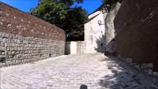 Parcours Mons Urban Trail 2014