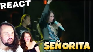 Download lagu VOCAL COACHES REACT: VIA VALLEN - SENORITA KOPLO COVER VERSION