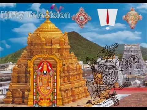 Adi Sesha Ananta Sayana - Tirumala Tirupati Sri Venkatesa Balaji Song