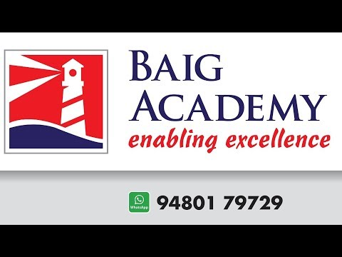 GLB | Introducing Baig Academy - By The Founder, Author Yousuf Baig.