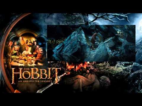 El Hobbit - Acertijos de Gollum y Bilbo [Fandub]