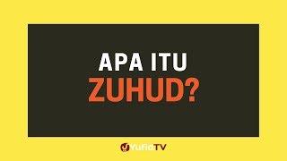 Apa Itu Zuhud Poster Dakwah Yufid Tv Youtube