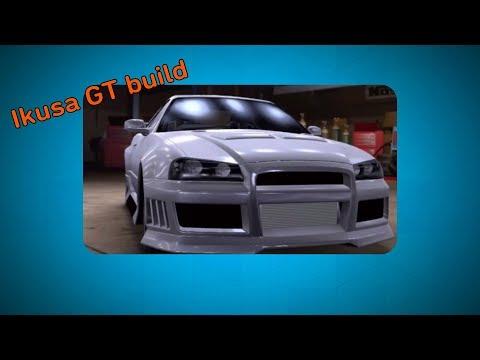 Midnight Club LA Xbox One: Ikusa GT Build Tutorial Video.