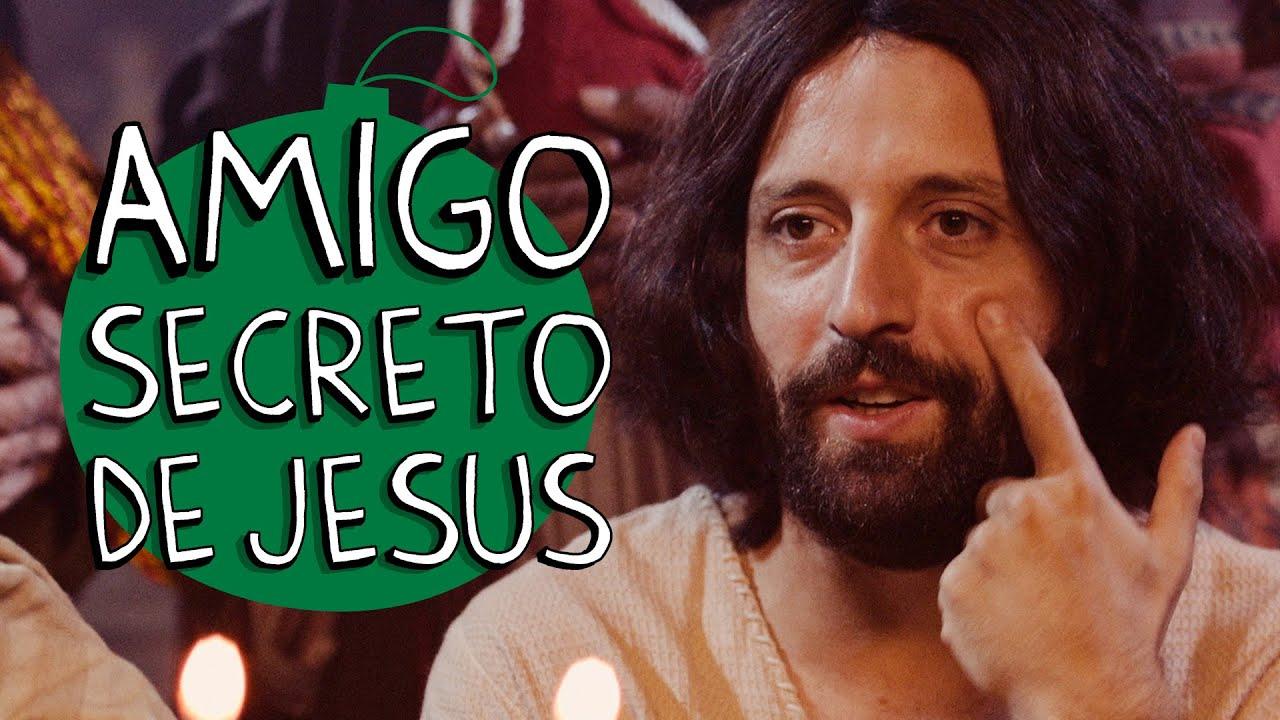 AMIGO SECRETO DE JESUS