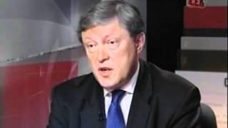 Г. Явлинский в программе Совершенно секретно 21 век