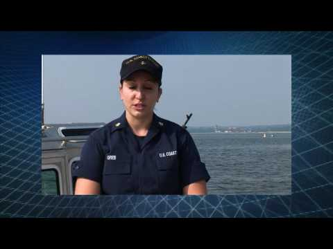 Maritime Enforcement Specialist Rating Video