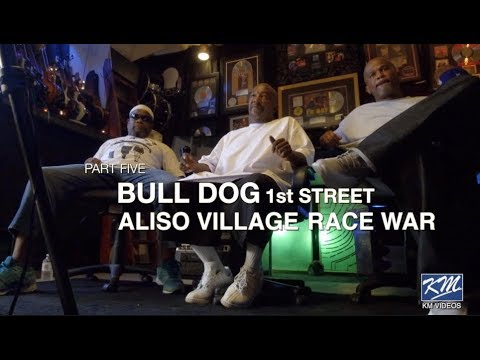 "East Coast Crips - ""East Side Crips History"" Part 5 Racial Wars in Pico-Aliso East L.A."