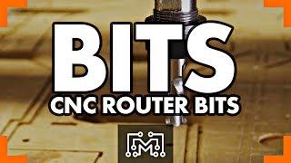 CNC Milling Bits // Bits