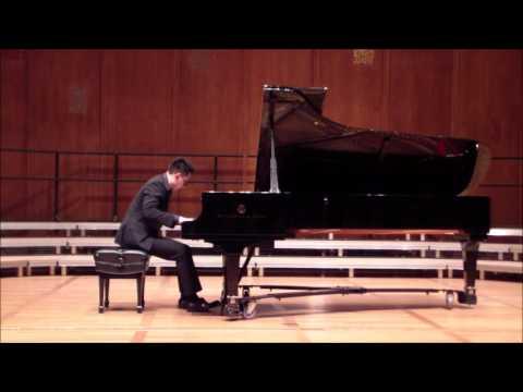 James Lim - Ginastera Sonata No. 1