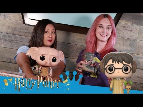 Harry Potter Pop and Vynl Unboxing
