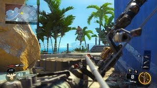 Call of Duty: Black Ops 3 Online - TDM at Aquarium Gameplay (Awesome Bow!)