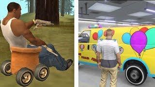 4 سيارات حذفتها شركة روكستار جيمز من العاب جراند !! Grand Theft Auto