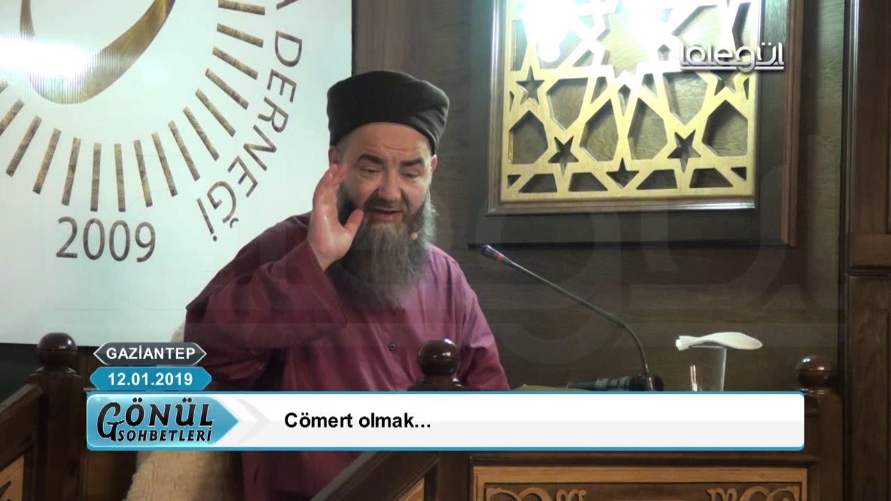 12 Ocak 2019 Tarihli Gaziantep Sohbeti - Cübbeli Ahmet Hocaefendi Lâlegül TV