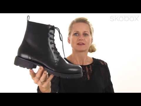 Skobox - Vagabond støvlet med snøre - Køb Vagabond støvler online