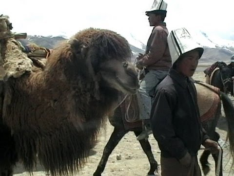 Chine oasis et caravansérails de la route de la soie du Turkestan Chinois