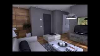 Diseño interior: Apartamento 50m2 thumbnail