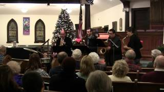 Let It Snow! Let It Snow! Let It Snow! - The Metropolitan Saxophone Quartet