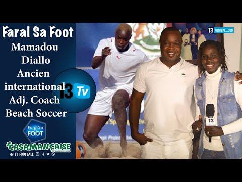 """FSF, Spécial Ramadan avec Mamadou Diallo: """" Nous allons vers notre CAN la plus difficile.."""""""