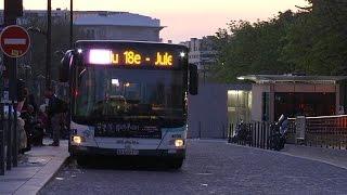 Des mouchards sur les bus en test pour verbaliser les stationnements gênants