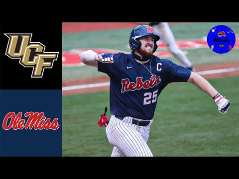 Download UCF vs #1 Ole Miss Highlights (Crazy Game!)   2021 College Baseball Highlights