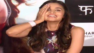 Alia Bhatt acts DUMB again | Shaandar Official TRAILER LAUNCH