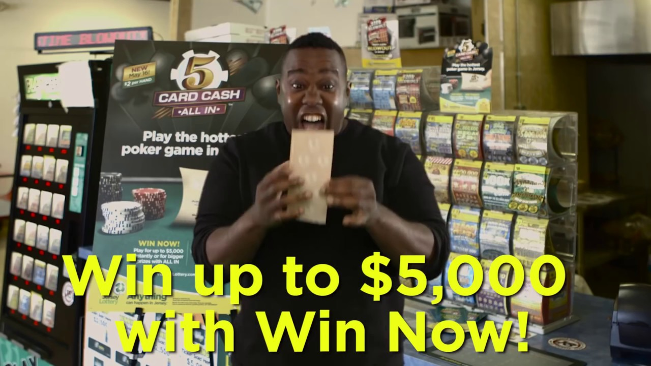 How to Play 5 Card Cash from the New Jersey Lottery!
