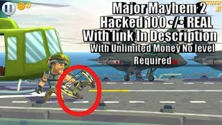 Major Mayhem 2/HACKEDandMOD/Unlimited money and energy/ 100•/• Real And Safe