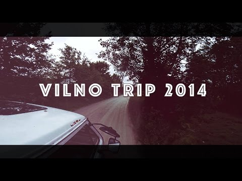 Vilnius Trip - Projekt Cucumber