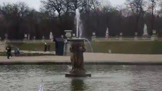 Fonte do Jardim de Luxemburgo, Paris