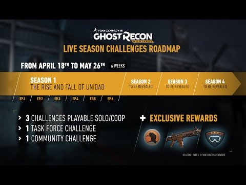 Ghost Recon: Wildlands Challenge! | Extreme Difficulty | Community Challenge