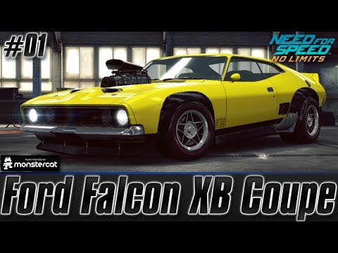 Need For Speed No Limits: Ford Falcon XB Coupe | Proving Grounds (Chapter 1 - Warm Up)