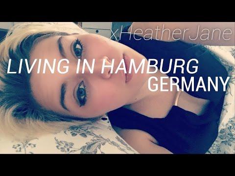 LIVING IN HAMBURG    GERMANY