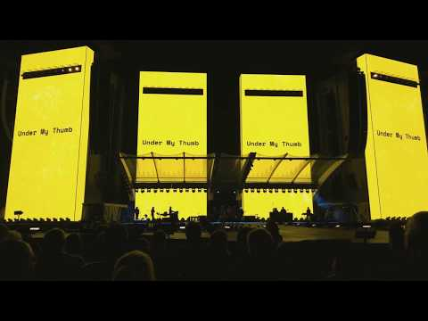 The Rolling Stones Live (4K) - FOS - Under My Thumb - #No Filter Tour 2017 - Stadtpark Hamburg