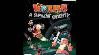 Worms A Space Oddity Music - Frostal