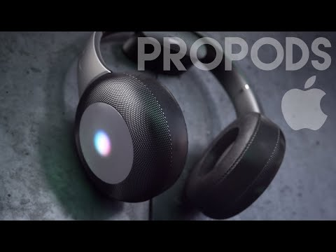 The Purpose of Apple Over Ear Headphones (ProPods) Mp3