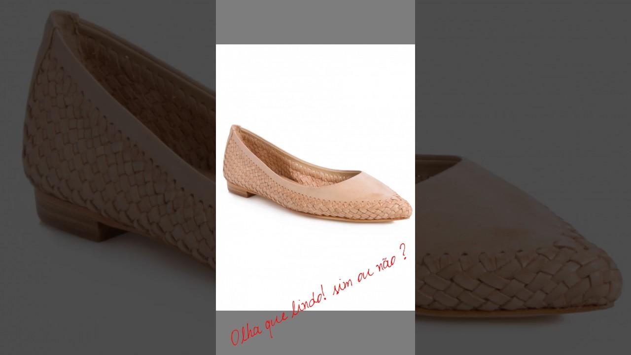 db5f12c7d onde comprar sandalias arezzo pela internet - YouTube