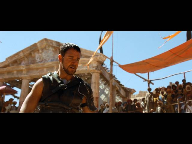 Gladiator (2000) | (2/4) | Are You Not Entertained