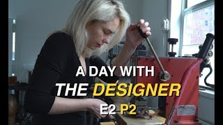 Flying Solo TV - A day with fashion designer Katie Lares - Part 2
