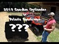 2019 Can-am Outlander or Polaris Sportsman? Which did He Choose?
