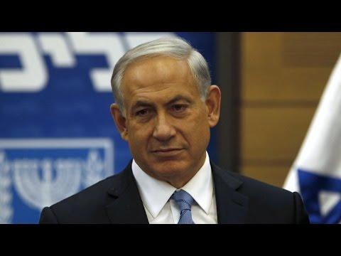Israeli PM: Iran Nuclear Deal A