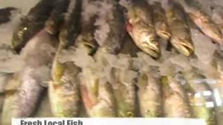 Wild Ocean Seafood Market Tour, Titusville Location