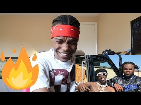 """Tee Grizzley Feat. Lil Yachty """"2 Vaults"""" (Official Audio) Reaction"""