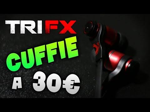 OZONE TRIFX - Le MIGLIORI CUFFIE a 30€