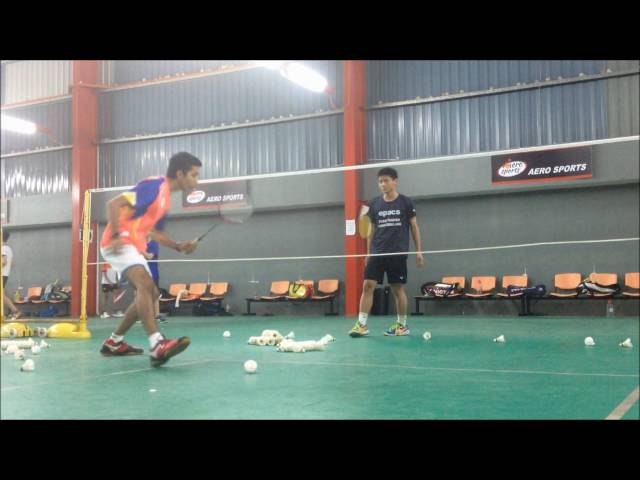 Skills Practice_Backhand Interception